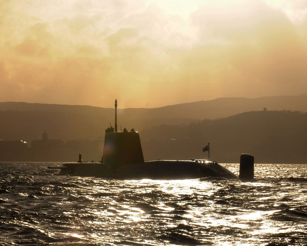Aish Submarine