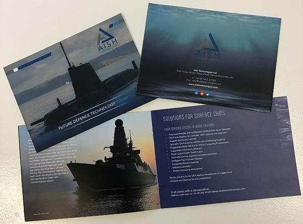 Aish Case Study - brochures